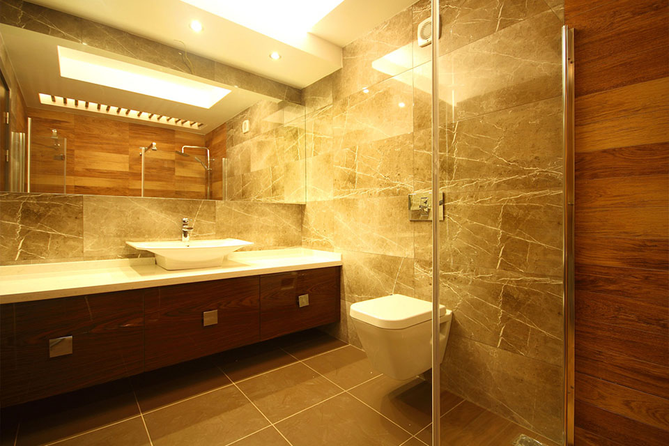 supply and fit Marble, Granite, Limestone and Slate